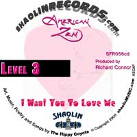 CD imprint label of LEVEL 3 from Shaolin Records