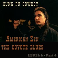 album cover Kung Fu Cowboy PART 4