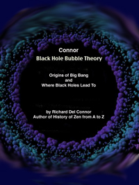 book cover of Connor Black Hole Bubble Theory