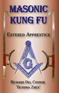 Masonic Kung Fu book cover 2nd edition