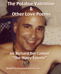 book cover of POTATOE VALENTINE by The Hippy Coyote