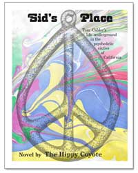 book cover SID'S PLACE by The Hippy Coyote