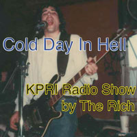 single cover COLD DAY IN HELL