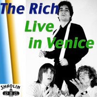album cover THE RICH LIVE IN VENICE