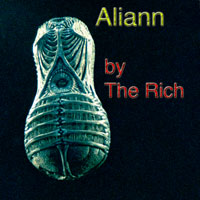 single cover ALIANN by The Rich
